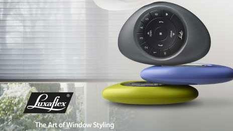 luxaflex les stores sur mesure haut de gamme indigo deco. Black Bedroom Furniture Sets. Home Design Ideas